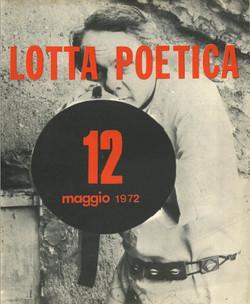 Lotta Poetica 12 (May 1972)