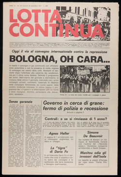 Lotta Continua, September 23, 1977