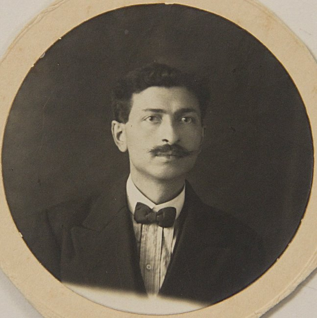 G. Debord's father Martial