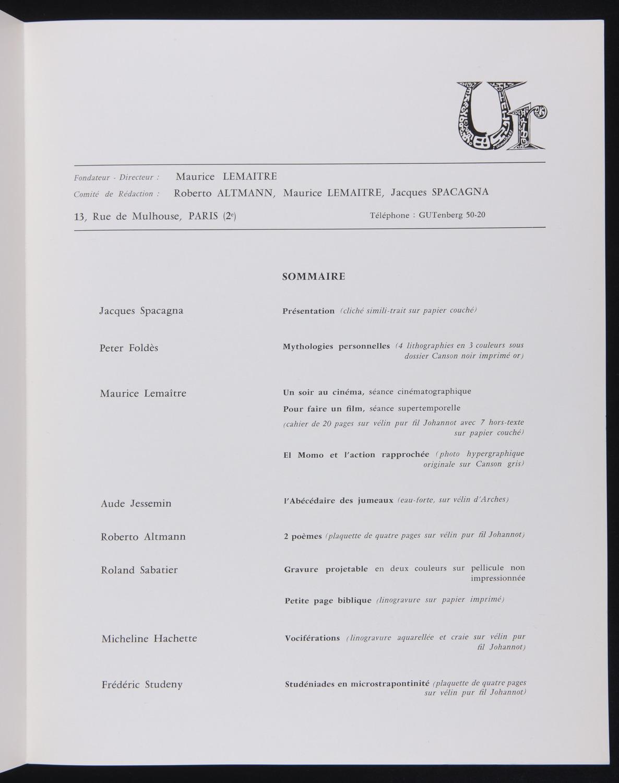 Ur 3 (1964)