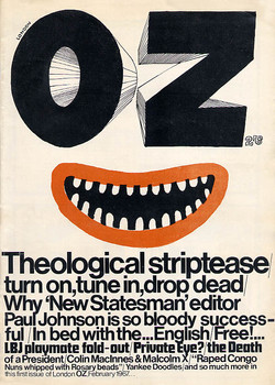 Oz 1 (February 1967)
