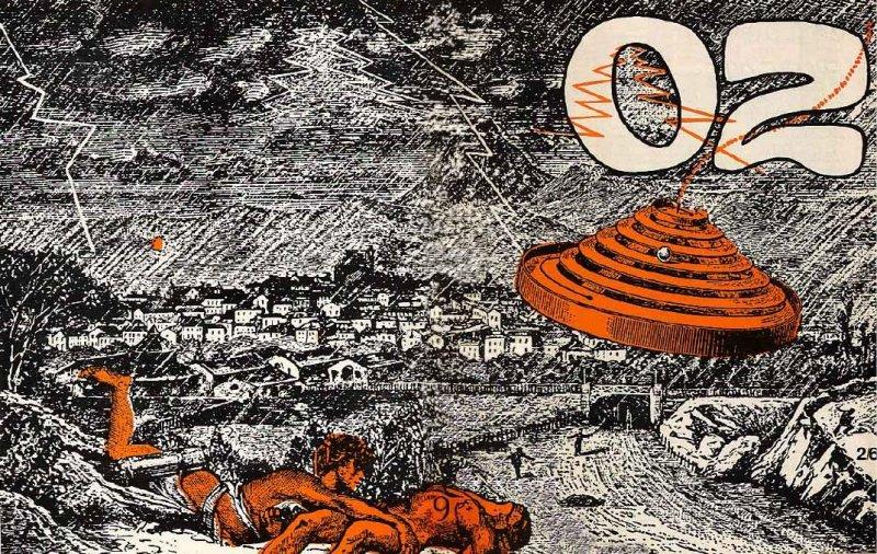 Oz 9 (February 1968)