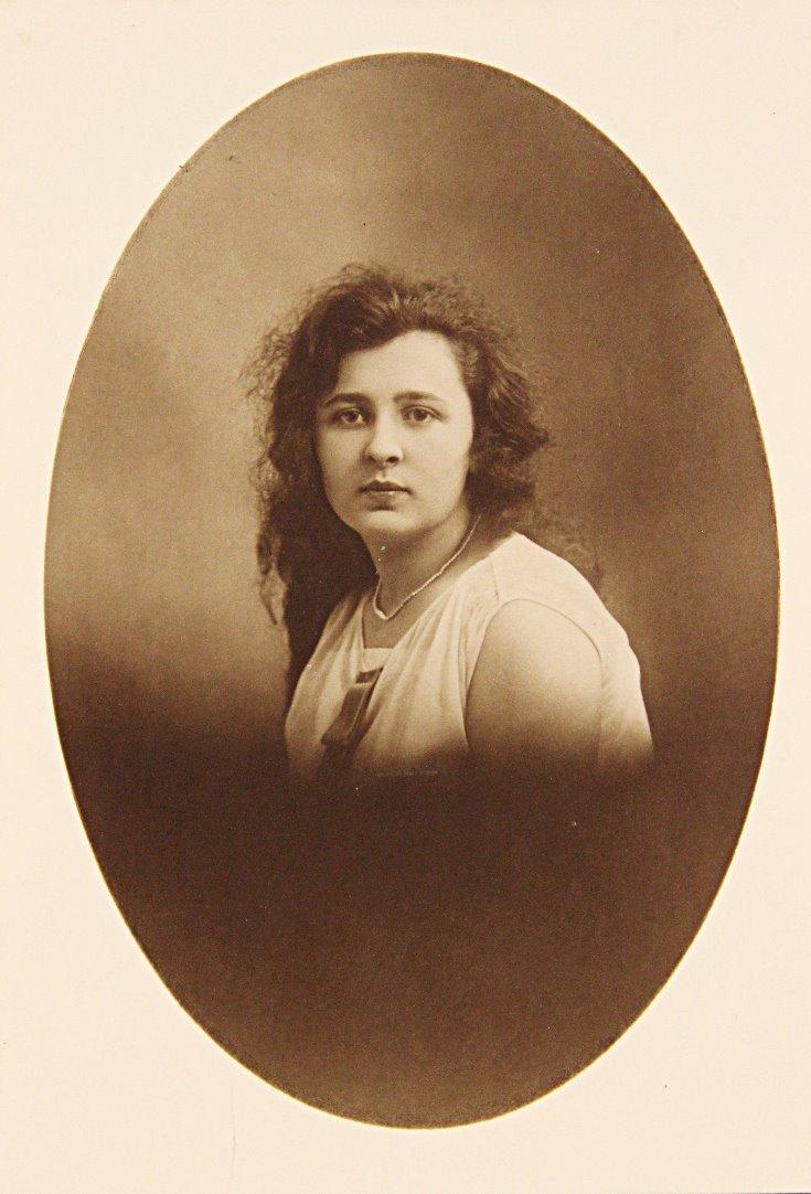 Debord's mother Paulette Rossi