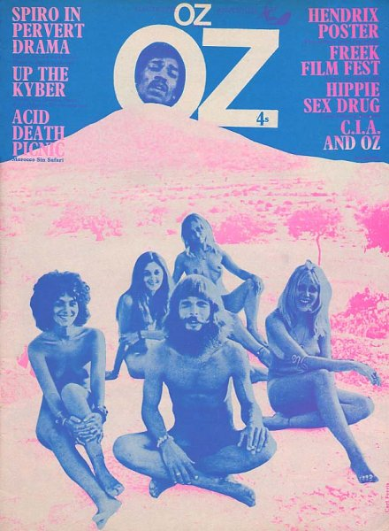 Oz 30 (October 1970)