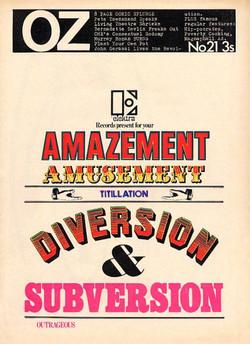 Oz 21 (May 1969)