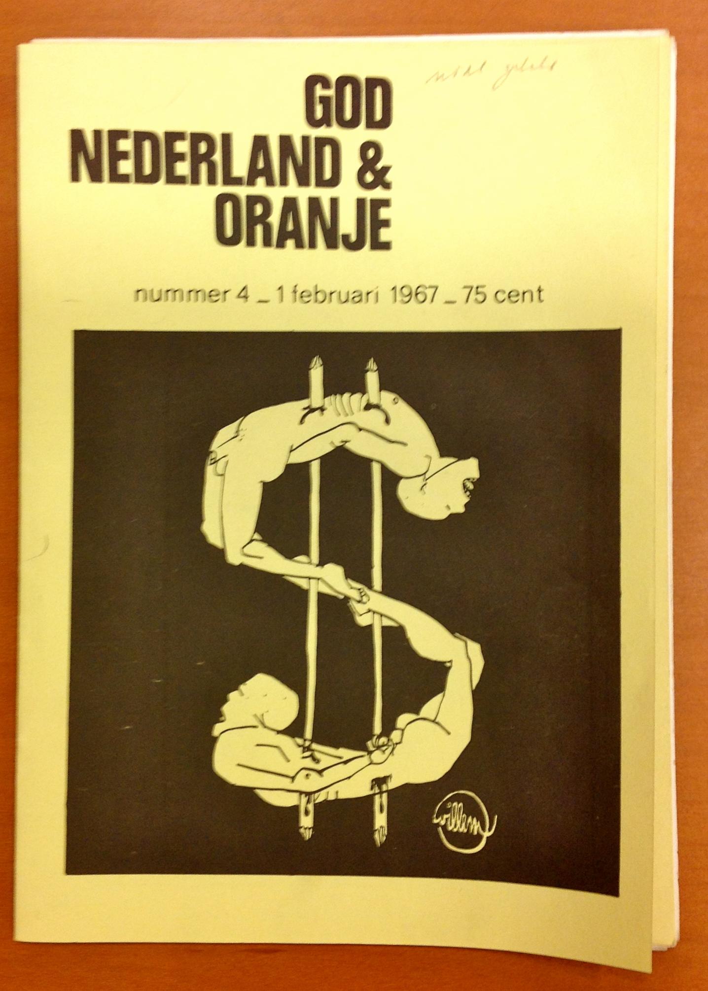 God, Nederland & Oranje 4