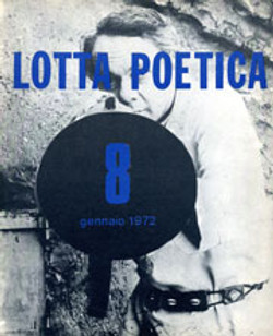 Lotta Poetica 8 (January 1972)