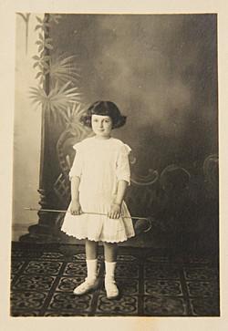Guy Debord's mother Paulette Rossi