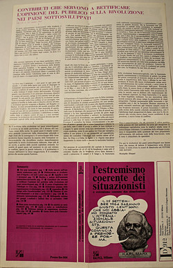 "Khayati's ""Contributions"" (Italian)"