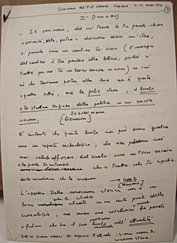 Notes Seminario Gramsci 1996