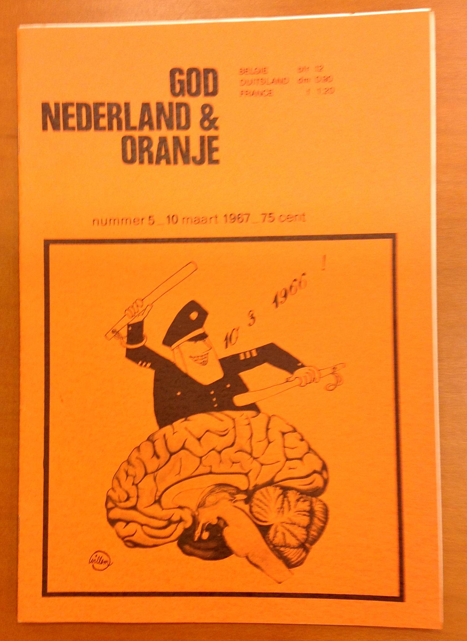 God, Nederland & Oranje 5