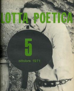 Sarenco and Lotta Poetica