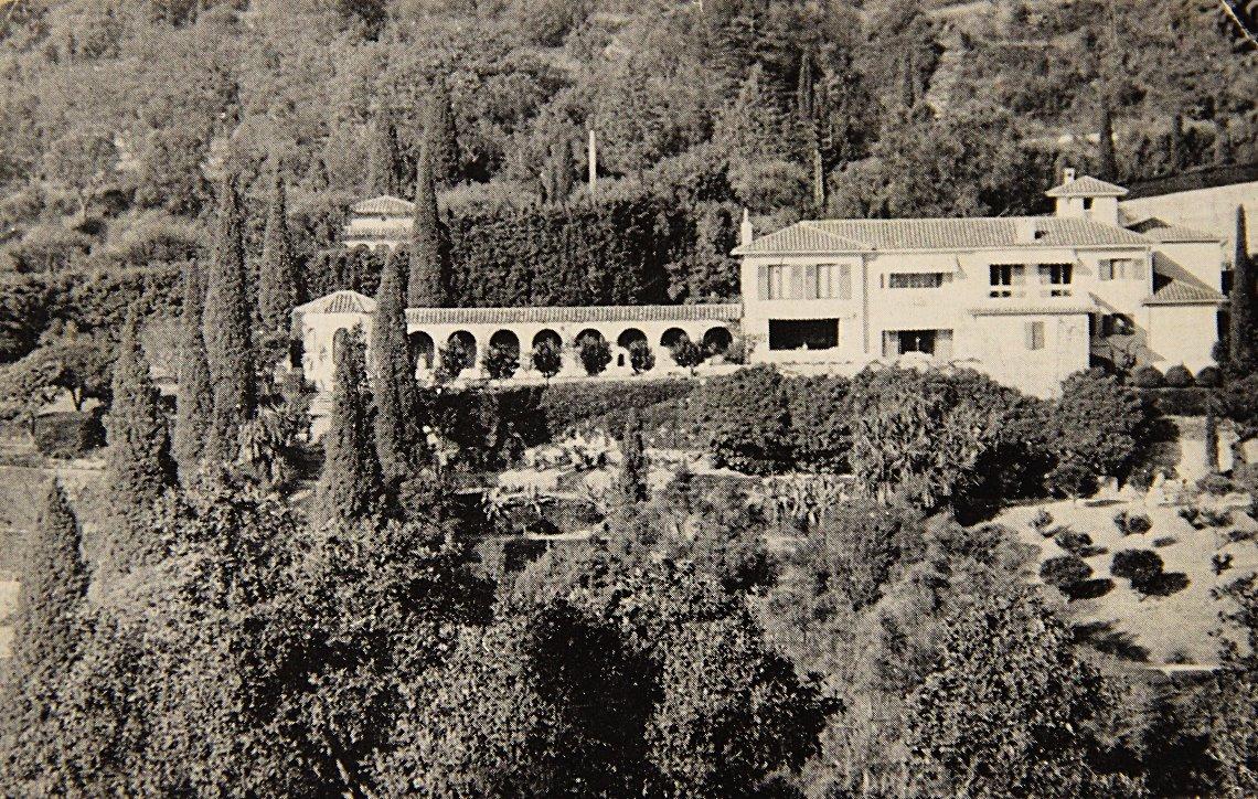 "Family Villa ""San Lorenzo,"" Cannes"