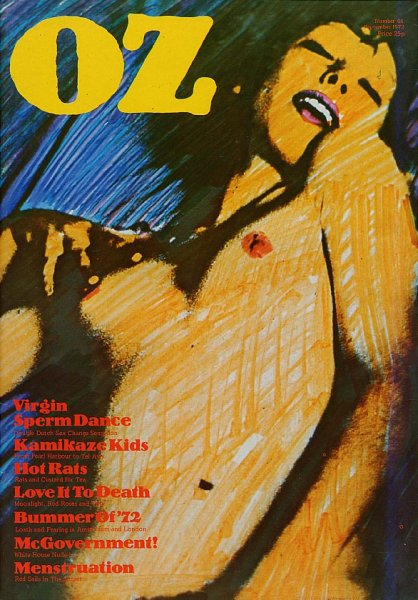 Oz 44 (February 1972)