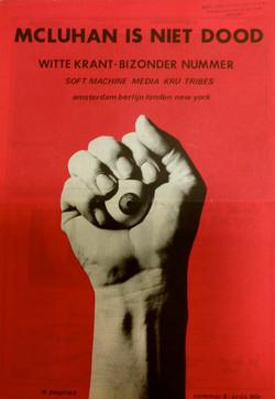 Witte Krant poster