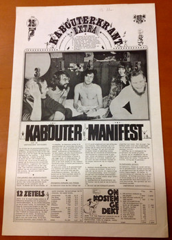Kabouter manifesto