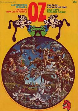 Oz 43 (July 1972)
