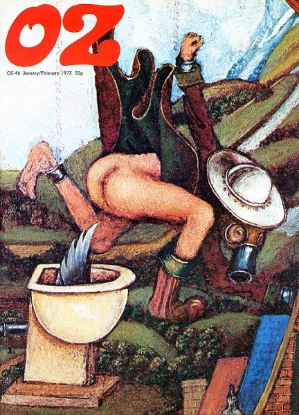 Oz 46 (January 1973)