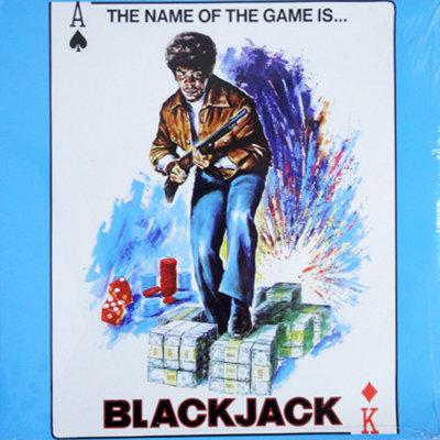 Jack Ashford / The Name of Game Is Blackjack (LP)