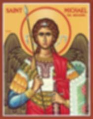 St Michael Icon.jpg