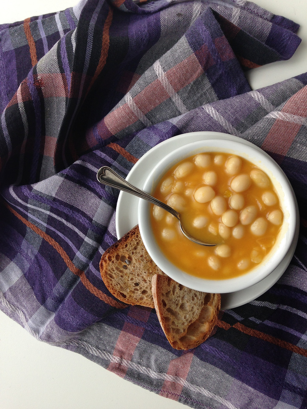 zuppa fagiolo Tondino del Tavo