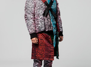 Preview: Kenzo x H&M for Fucking Young!