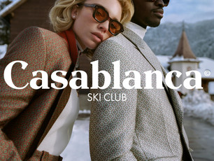 CASA BLANCA AW20 SKI CLUB - CAMPAIGN