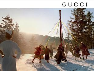 Gucci FW18 - Campaign