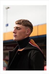 Local Boy: Aubrey Poses for Totally Dublin November 2016 Issue