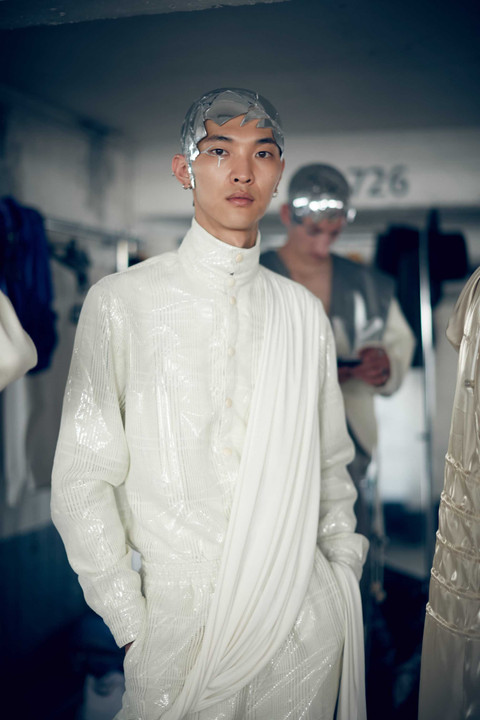 PIGALLE SS20 - BACKSTAGE