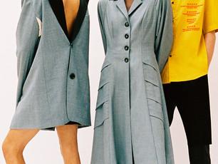 Chin Menswear SS19 - Lookbook
