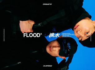 FLOOD SS18 Lookbook