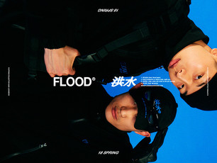 FLOOD SS18 Lookbook