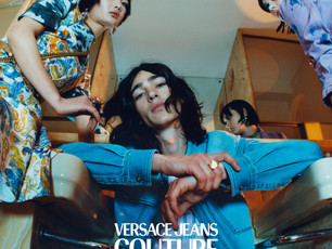 VERSACE JEANS SS21 - CAMPAIGN