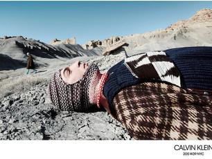 CALVIN KLEIN 205W39NYC - Campaign