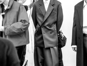 WOOYOUNGMI AW20 - BACKSTAGE