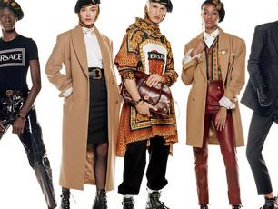 Versace FW18 - Campaign