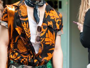 London Fashion Week Men's - Day 1