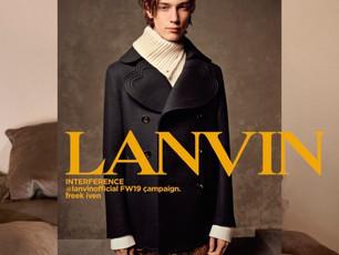 LANVIN AW19 - CAMPAIGN