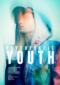 PSYCHEDELIC YOUTH for CLIENT MAGAZINE