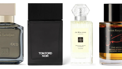 THE MOST NOTABLE MEN'S FRAGRANCES