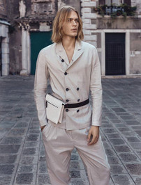 Ton Heukels in Adriatic Flair for August Man Malaysia February 2017 Issue