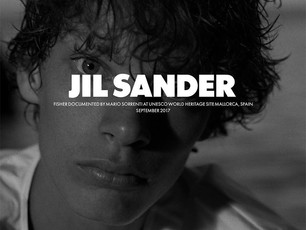 Jil Sander SS18 Campaign