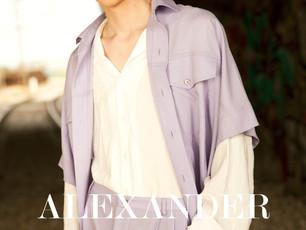 Alexander Newman by Julio Paniagua