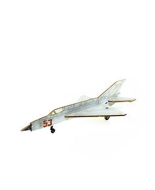 "Самолет ""МиГ-21"""