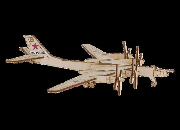 """Самолет """"Ту-95"""""""