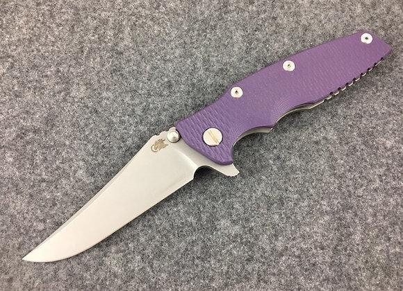 Hinderer Eklipse gen 2 Purple G10 Working Finish