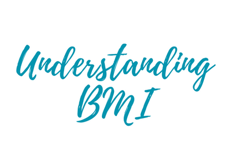 What is BMI? Is it important? What else should we think about when we look at healthy bodies? 🤔🤔
