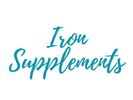 Taking an iron supplement? Make sure you're taking it right.