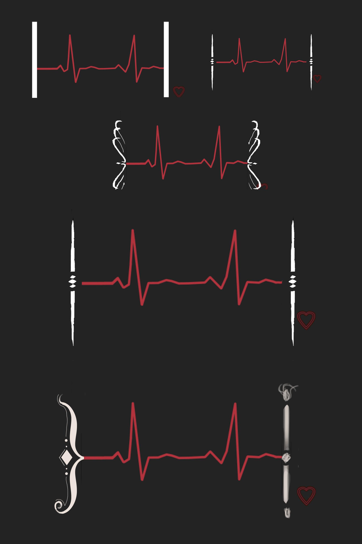 Heart rhythm ui  Concept
